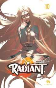 Radiant, Ankama, Tony Valente, Crunchyroll, Anime Digital Network, ADN, Anime, Lerche Studio, Manga, Résumé, Critique, News, Personnages, Citations, Récompenses