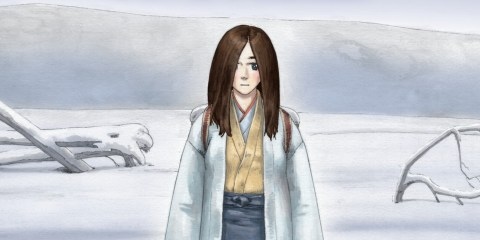 Quand la neige m'appelle, Yuki Onna, 雪女, Makoto Aizawa, ChattoChatto, Interview, Takarajimasha, Manga, Japan Expo, Résumé, Critique, News, Personnages, Citations, Récompenses