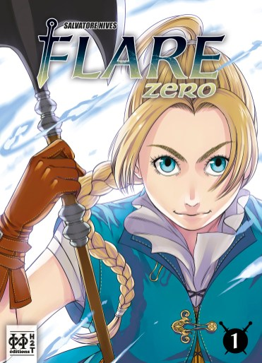 Salvatore Nives, Manga, Interview, Japan Expo 2019, H2T, Flare Zero, Shonen, Global Manga, Résumé, Critique, News, Personnages, Citations, Récompenses