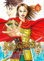 Le tome 31 de Kingdom