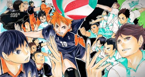 Haikyû, Les As du Volley, Weekly Shonen Jump, Shueisha, Shonen, Haruichi Furudate, Kazé Manga, Anime, Production IG, Manga, Résumé, Critique, News, Personnages, Citations, Récompenses