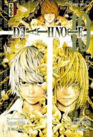 Death Note, Jump SQ, Shueisha, Kana, Tsugumi Ohba, Takeshi Obata, Manga, Résumé, Critique, News, Personnages, Citations, Récompenses