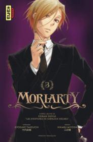 Moriarty the Patriot, Hikaru Miyoshi, Ryôsuke Takeuchi, Anime, Kana, Manga, Résumé, Critique, News, Personnages, Citations, Récompenses