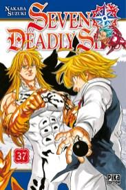 Le tome 36 de Seven Deadly Sins