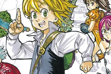 The Seven Deadly Sins / Nanatsu no Taizai, Nakaba Suzuki, Weekly Shônen Magazine, Manga, Résumé, Critique, News, Personnages, Citations, Récompenses