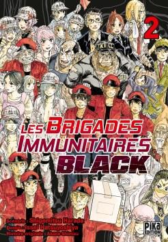 Suivez toute l'actu des Brigades Immunitaires - Black sur Nipponzilla, le meilleur site d'actualité manga, anime, jeux vidéo et cinéma