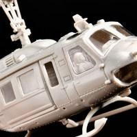 世界的ベストセラーヘリ「UH-1H イロコイ」のプラモに恋をして。ハセガワのベテランプラモをOPEN THE BOX!!