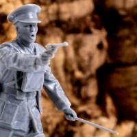 映画を2本観たら第一次大戦のイギリス歩兵プラモに推しが発生した話