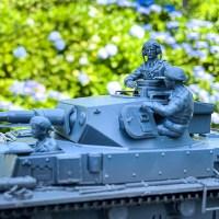 花金だ!仕事帰りに買うプラモ。/タミヤのレジェンドアニキからの呼び出し。「1/35 ドイツ陸軍 IV号戦車 D型」