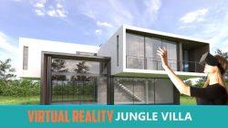 Virtual Reality Forest House Walk-Through