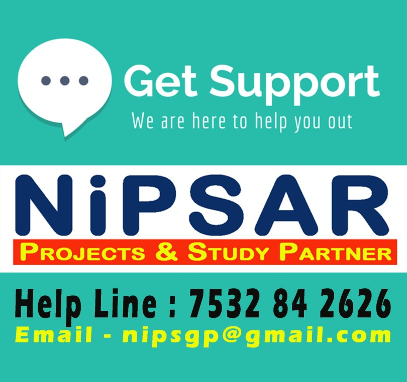 How To Create Final Year Synopsis For Bca Project