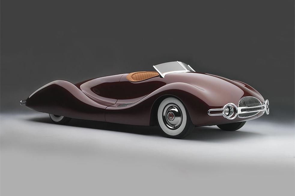High Museum Brings Dream Cars To Atlanta  Technique