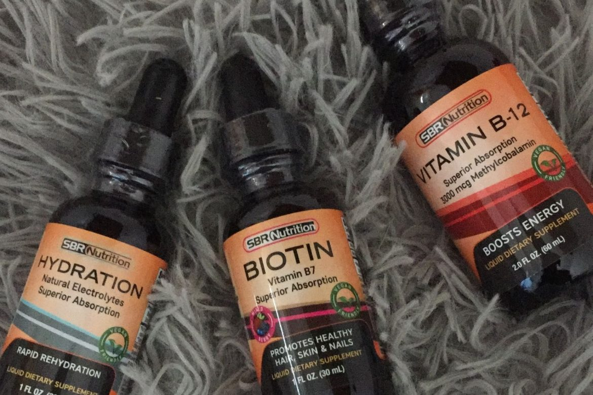 How to grow your hair out with liquid Biotin?!