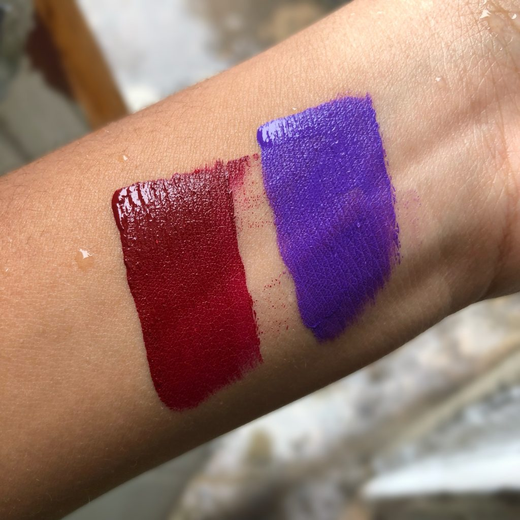 First Impression on NYX Liquid Suede - NIQUE'S BEAUTY