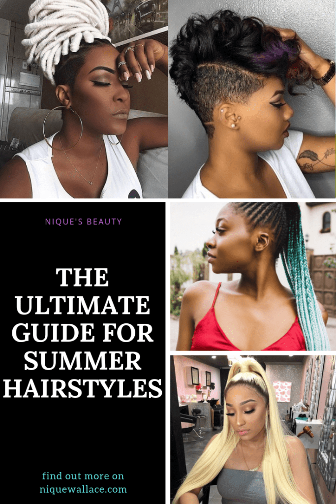 The ULTIMATE GUIDE for SUMMER Hairstyles