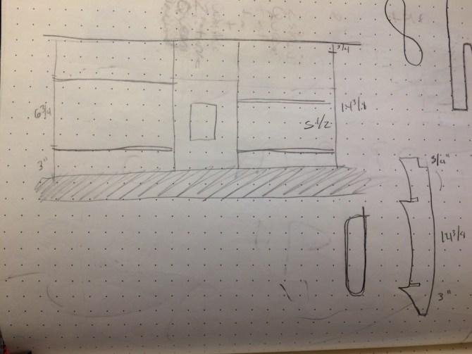 Measurements Sketch