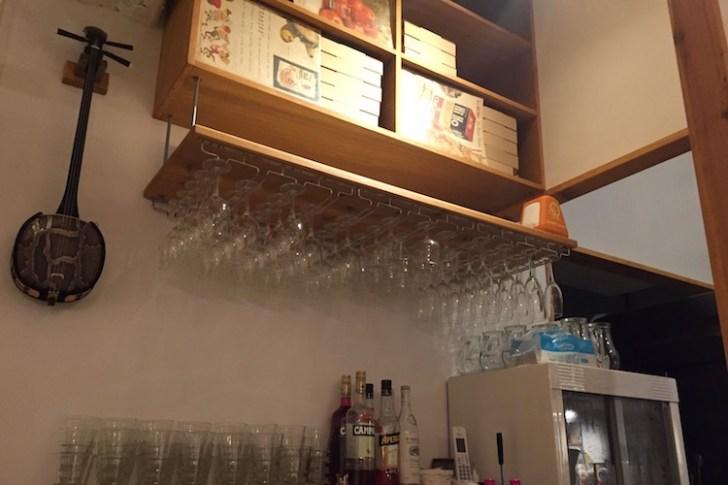 石垣島のピッツェリア イル トレコルデのテイクアウト箱