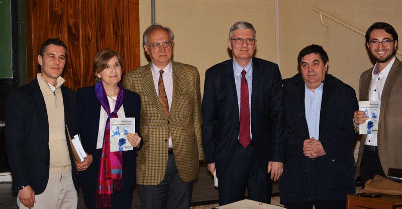 Coloquio y presentación del libro La gran encrucijada de Europa de Daniel Daianu, Univ. Complutense de Madrid