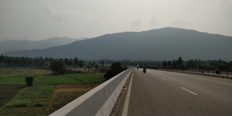 Chennai to Bangalore Bike ride