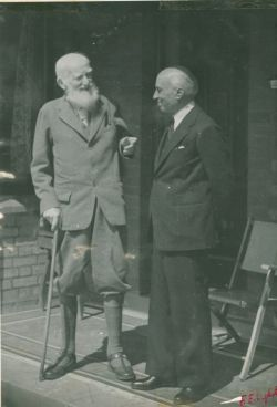 Nehru & Shaw