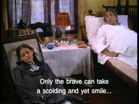 Brave means . . .