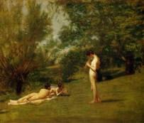 Thomas Eakins' Arcadia
