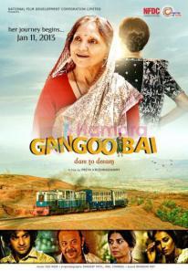 Gangoobai Movie Poster shown to user