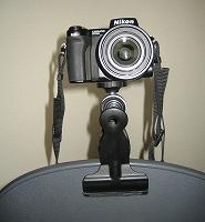 自作カメラ用三脚