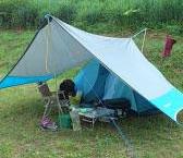 キャンプツーリングテントの選び方