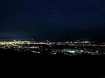 城岱牧場の裏夜景