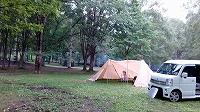 初山別 みさき台公園キャンプ場