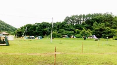 ファミリーランドみかさ遊園 キャンプ場