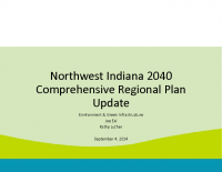 2040 CRP Environmental Section Update (Sep 2014)