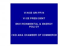2013 Legislative Presentation