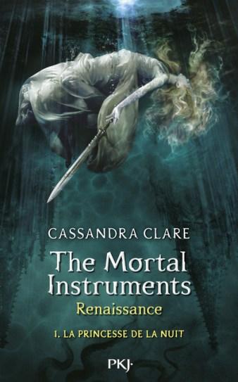 Livre - the mortal instruments renaissance la princesse de la nuit - cassandra clare - pocket jeunesse