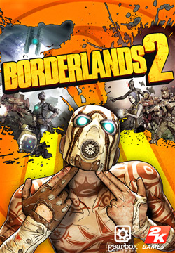 jeu vidéo - borderlands 2 - ps3 xbox360