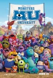 film - monsters university / monstres academy - pixar