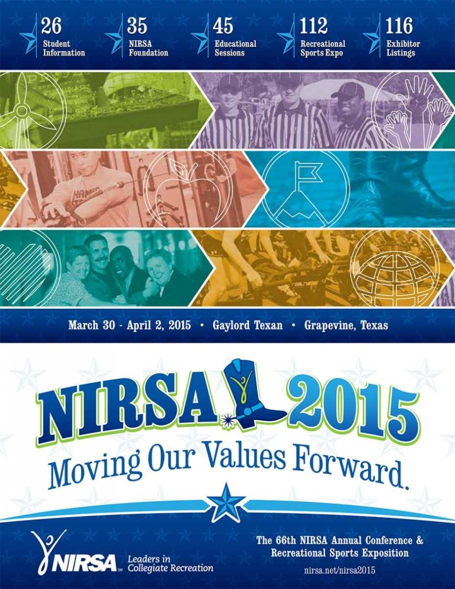 NIRSA 2015 Program Booklet