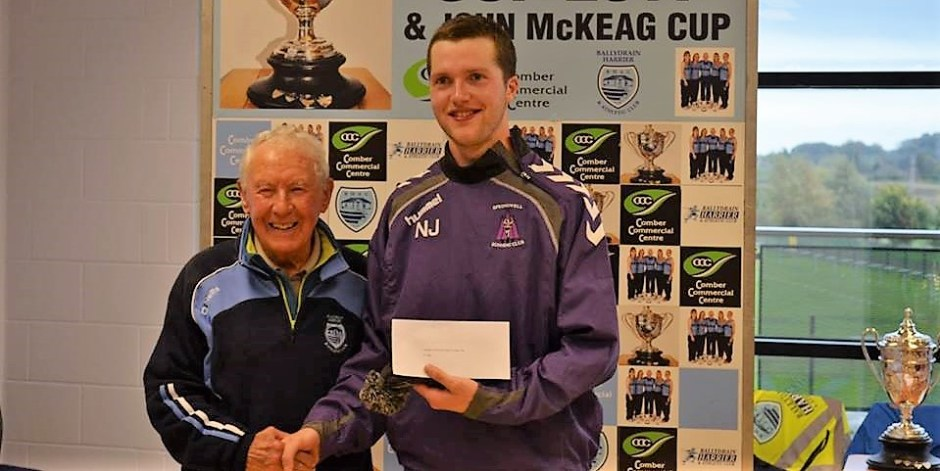 Neil Johnston and Breege Connolly victorious at XC season opener – Comber Cup XC!