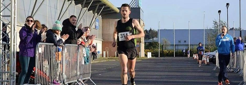 Paddy Hamilton secures impressive win at Waterford Half Marathon 2017!