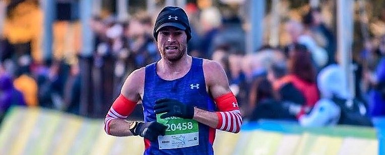 Stephen Scullion records new personal best and World HM Championships standard in USA!