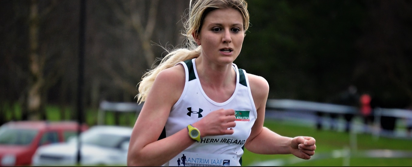 Chris McGuinness and Rachel Gibson secure top honours at St Patrick's Day 5k!