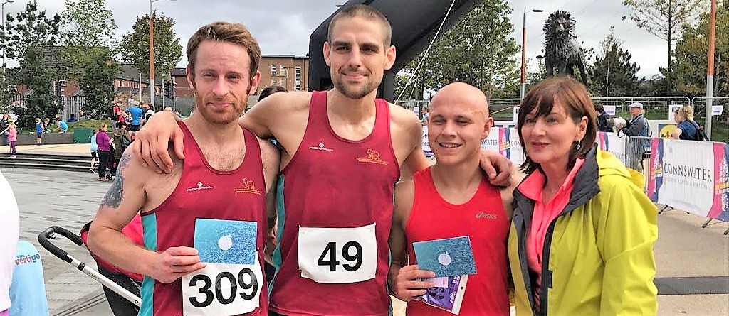 John Craig leads the way as Victoria Park & Connswater AC claim top places at Connswater 10k!