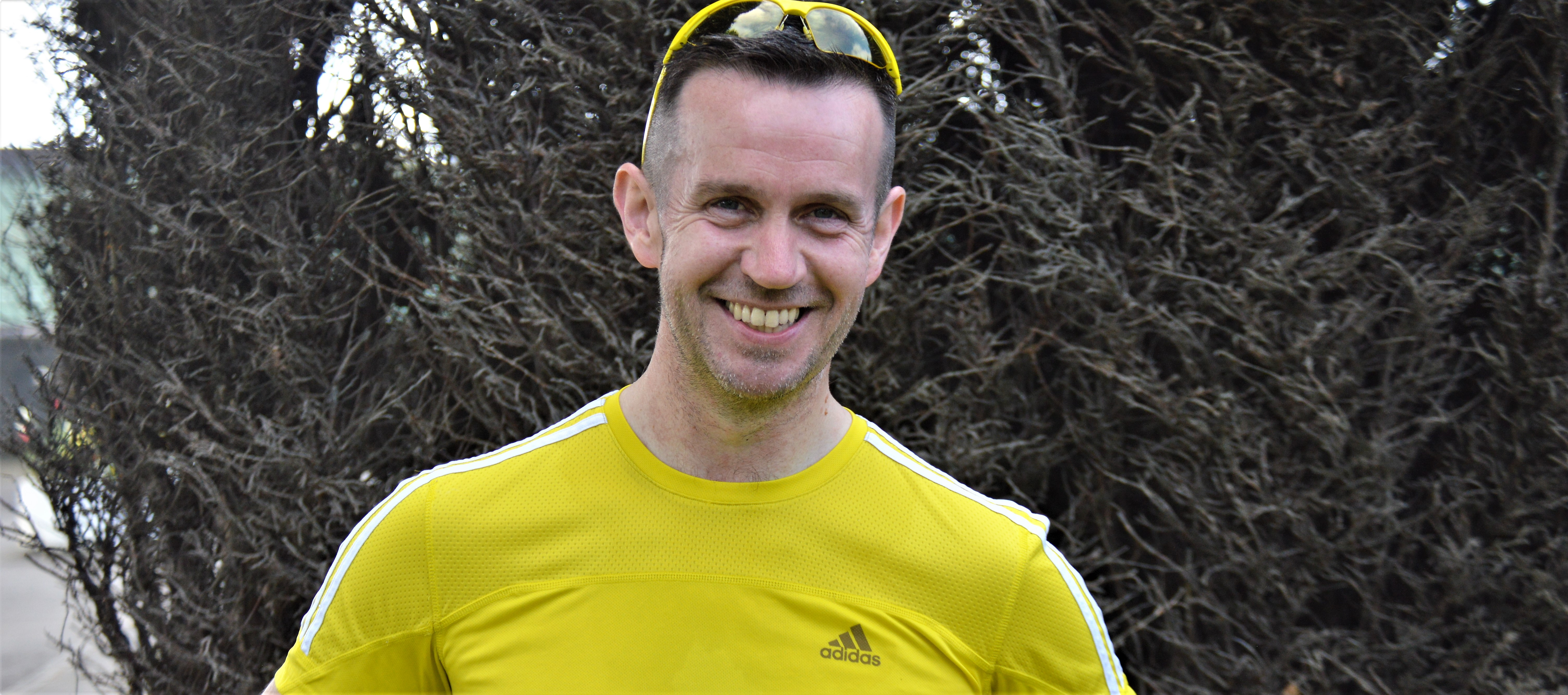 #DreamRunDublin18 – 5 weeks to race day! We catch up with Eamonn O'Reilly as part of a special feature…