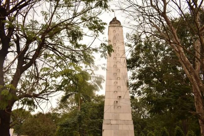 Saptrishi Ashram Kirti Stambh