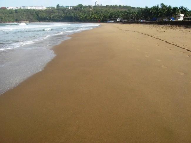 Bogmalo Beach Goa