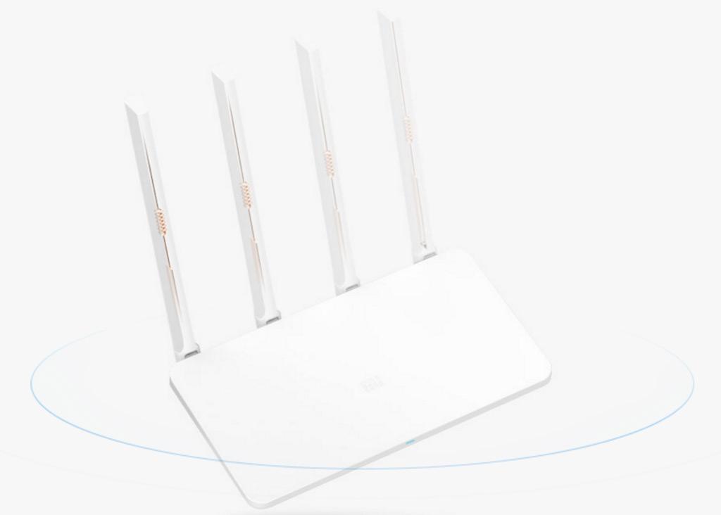 Wholesale Xiaomi Mi WiFi Router 3C White price at NIS