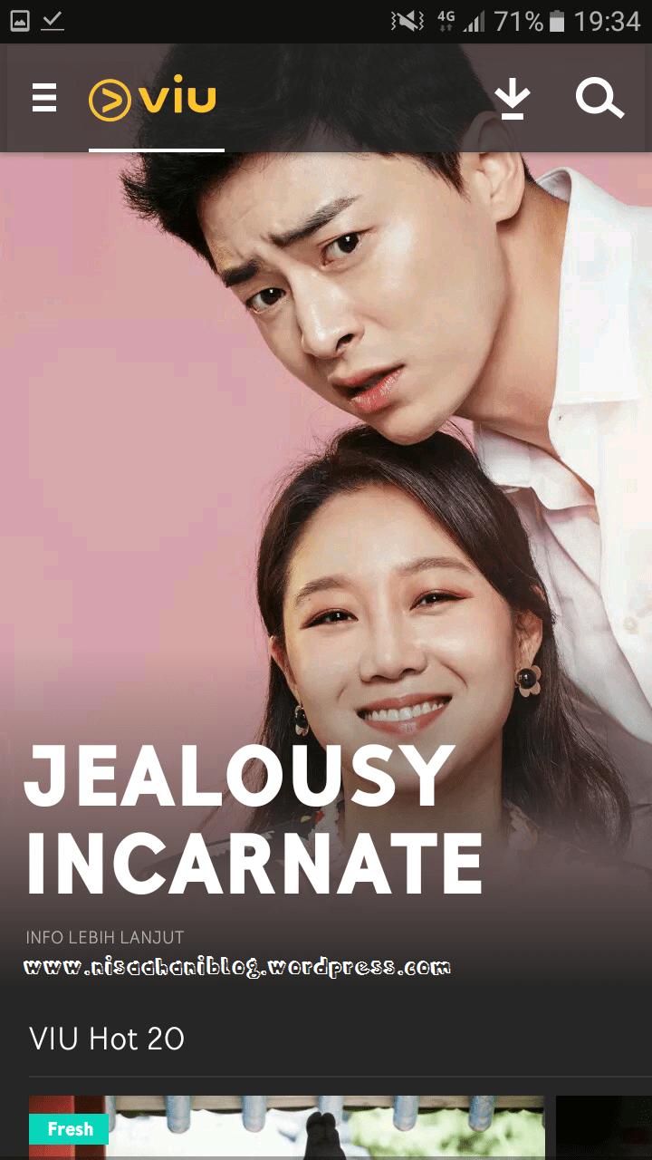 Nonton Jealousy Incarnate Sub Indo : nonton, jealousy, incarnate, Nisaahani:, Review:, Nonton, Drama, Korea, Dengan, Indonesia