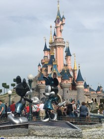 Disneyland, Paris, France, 2017