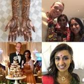 Rakhee and Ethan's Wedding Functions